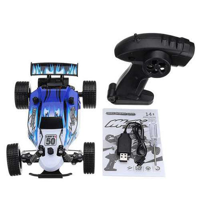 KY-1881 1/20 2.4G RWD Racing Brushed RC Car Off Road Buggy RTR Toys