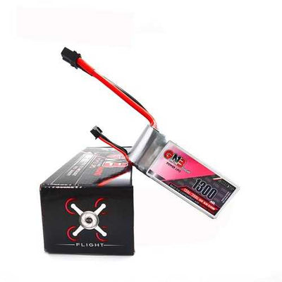 Gaoneng GNB 18.5V 1300mAh 130C/260C 5S Lipo Battery With XT60 Plug For RC FPV Racer