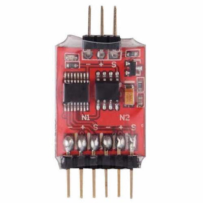 5.8G FPV 3CH AV Signal Shutter Electronic Channel Multi Camera Video Switcher For FPV RC Drone