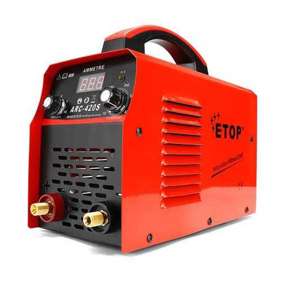 ARC-420S 220V Welding Machine IGBT Inverter DC Electric Welding Tools