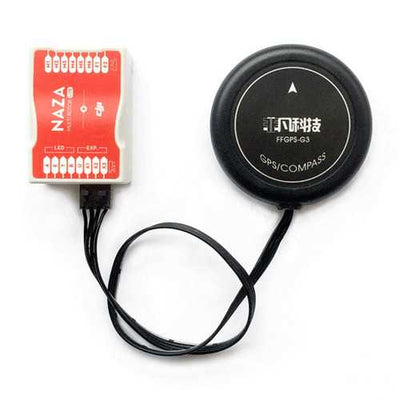 FPV 32Bit G3 M8N NAZA GPS for DJI NAZA LITE V1 V2 FPV RC Airplane Flight Controller
