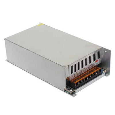 Excellway AC 115-230V to DC 12V 50A 600W Switching Power Supply Driver For LED Strip Light