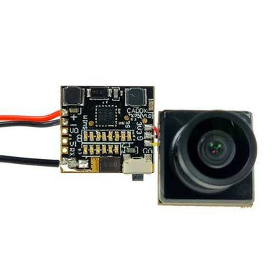 "Caddx Firefly 1/3"" CMOS 1200TVL 2.1mm Lens 16:9 / 4:3 NTSC/PAL FPV Camera With VTX For RC Drone"