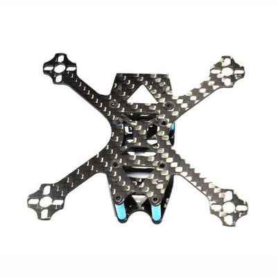 HUNTBEE 100mm Wheelbase 2mm Arm FPV Racing Frame Kit 16g