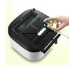 Micro Ecology Mini Ionic Air Purifier Negative Ion Generator Aroma Air Freshener Triple Filter HEPA Air Ionizer for Home Office