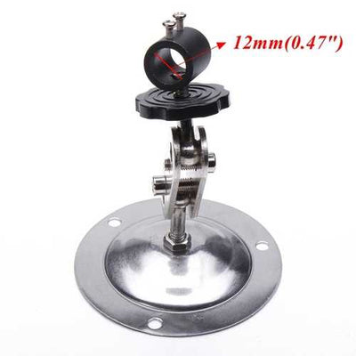 360 Degree Rotation Heat Sink Holder Mount Clamp for 12mm Laser Module