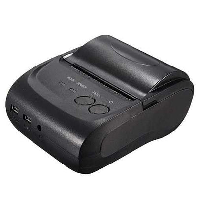 Free SDK Portable Wireless bluetooth Android Thermal Printer 58mm Mini Receipt Thermal Printer