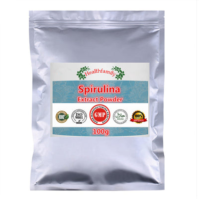 Keep Fit & Lose Weight,Organic Spirulina Extract Powder,Cell Broken Spirulina Supplements,Enhance Immunity