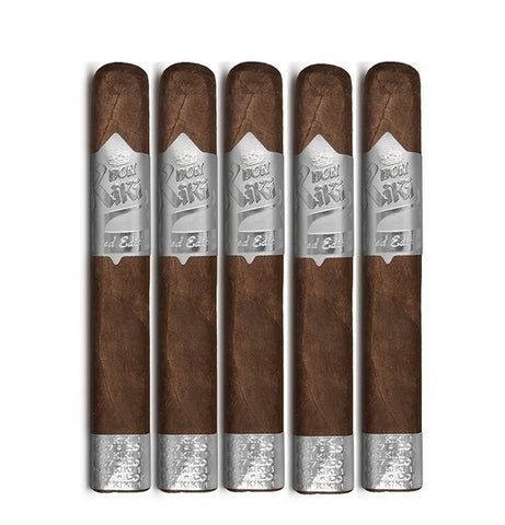 Don Kiki Limited Selection Platinum Label GRAN TORO - 6 x 64 -Pack of 5