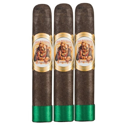 The Bouncer Toro Maduro 5 1/2x56 Pack of 3 cigars