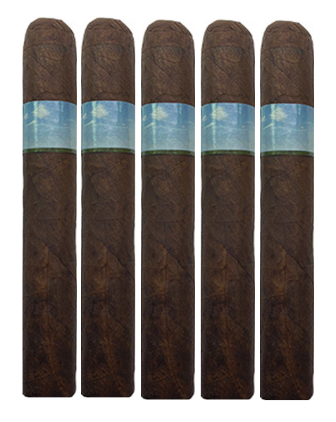 Particulares Robusto5x52 Pack of 5 cigars