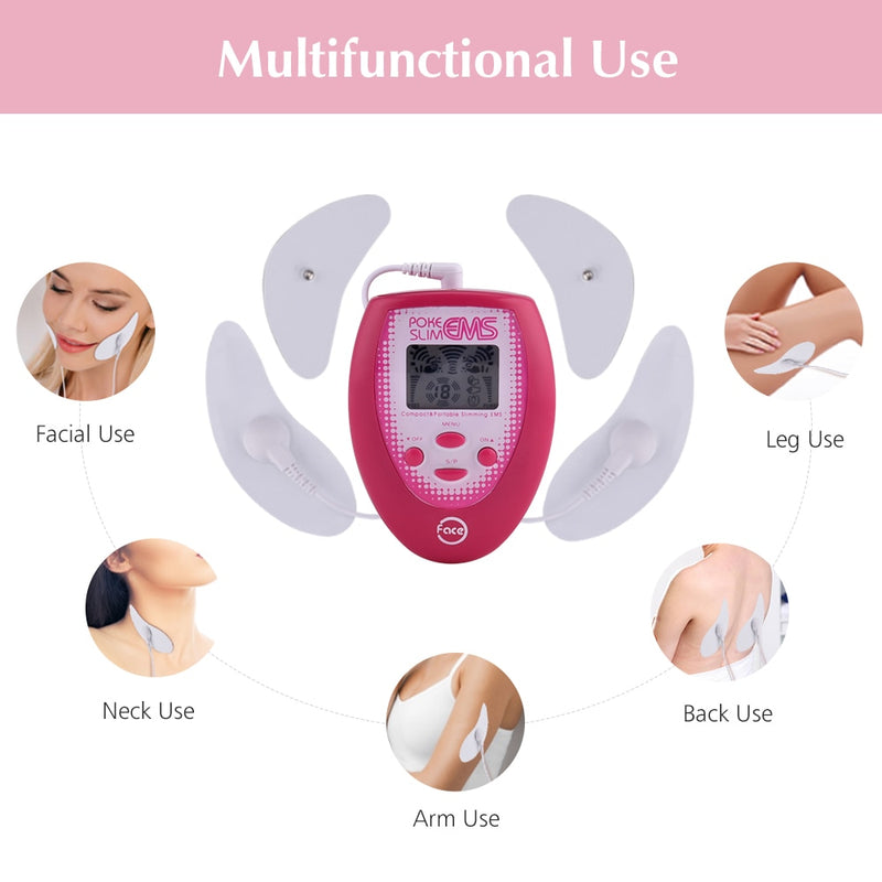Electric Face Lift Slimming Massager Device Reduce Double Chin Facial Lifting Machine