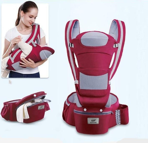 Ergonomic Baby Carrier Portable