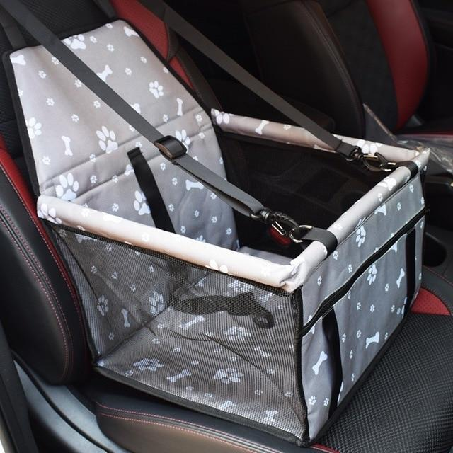 Dog Car Seat Pet Booster Carrier