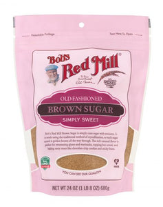 Bob's Red Mill, Brown Sugar, 24 oz