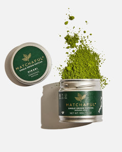 Matchaful, Single Origin Matcha, Kiwami Ceremonial Matcha, 30 g