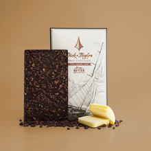 Load image into Gallery viewer, Dick Taylor Chocolates, Brown Butter with Nibs & Sea Salt, Dark 73%