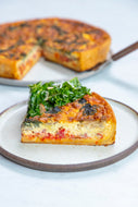 Farmshop Bakery, Vegetable Quiche, 10