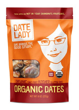 Load image into Gallery viewer, Date Lady, Organic Date Lady Dates, 8 oz