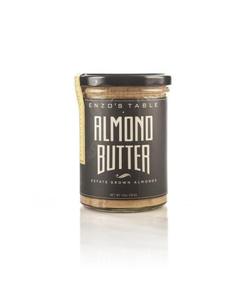 Enzo's Table, Almond Butter, 14 oz