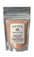 Hepp's Salt Co., Himalayan Sea Salt, 2.5 oz