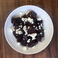 Farmshop, Marinated Beets with Chevre & Poppy Seeds, 8 oz