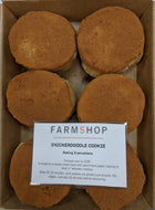Farmshop Bakery, Frozen Snickerdoodle Cookies, 6 pk