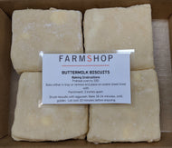 Farmshop Bakery, Frozen Buttermilk Biscuit, 4 pk