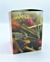 Load image into Gallery viewer, Lamill Tea, Organic Tropical Rooibos, Herbal, 15 tea bags
