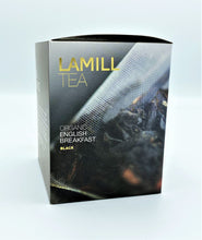 Load image into Gallery viewer, Lamill Tea, Organic English Breakfast, Black, 15 tea bags