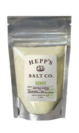 Hepp's Salt Co., Lemon Sea Salt, 2.5oz