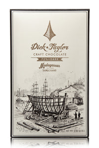 Dick Taylor Chocolates, Madagascar 72%