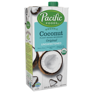 Pacific Foods, Coconut, Original, 1 qt.