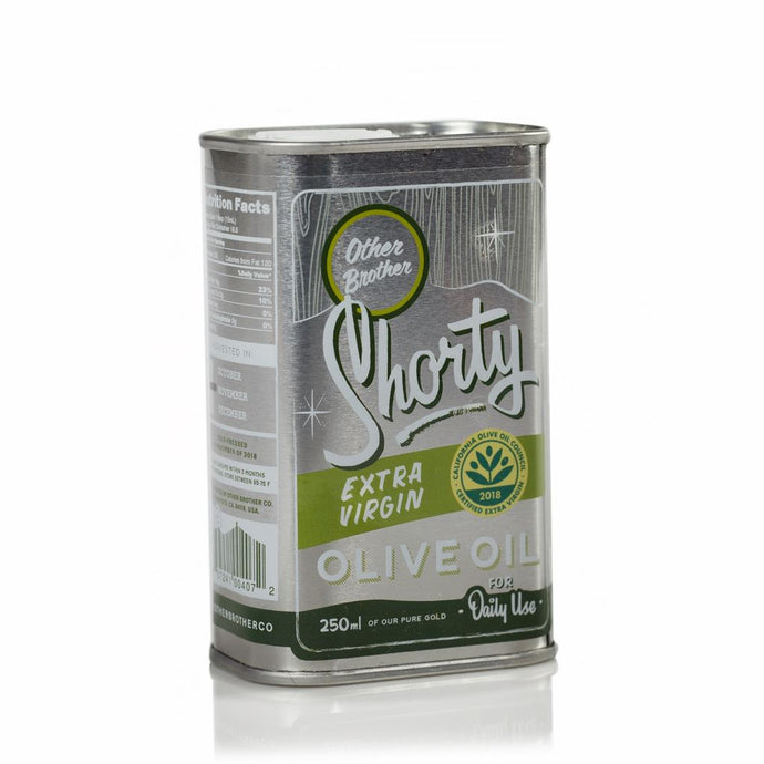 "Other Brother, Extra Virgin Olive Oil, ""Shorty"", 250 ML"