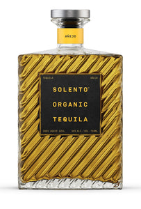 Solento, Organic Anejo Tequila, 80 Proof