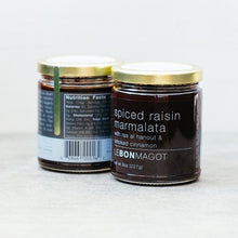 Load image into Gallery viewer, Lebon Magot, Spiced Raisin Marmalata, 7.2 oz
