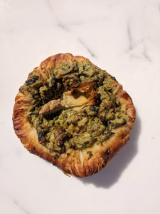 Farmshop Bakery, Spinach Artichoke Danish, 2 pk