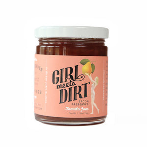 Girl Meets Dirt, Tomato Jam, Spoon Preserve, 7.75 oz