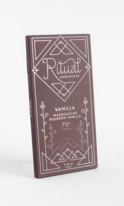 Ritual Chocolate, Vanilla Blend 70% Cacao