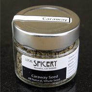 Local Spicery, Caraway Seed, All Natural, Whole Seed