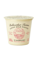 Bellwether Farms, Strawberry Sheep Yogurt, 6 oz