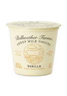 Bellwether Farms, Vanilla Sheep Yogurt, 6 oz
