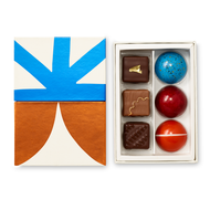 andSons, Signature Chocolate Box, 6 piece