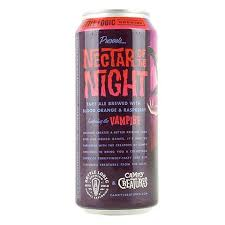 Bottle Logic Brewing, Nectar Of The Night, 5% ABV, 4 pk