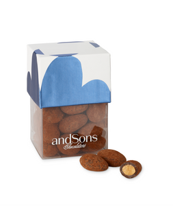 andSons, Dark Chocolate Almonds, 120g