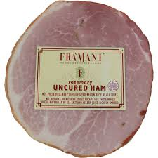 Farmshop Deli, Fra'mani Salumi, Smoked Ham, Sliced, 1 lb