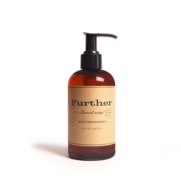 Further, Hand Soap, Bergamot, Olive, & Grass 8 oz