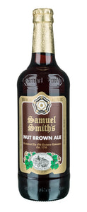 Samuel Smith's Nut Brown Ale 5.0% 12oz 4pk
