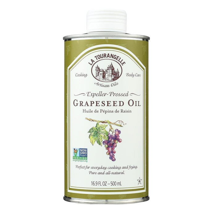 La Tourangelle, Grapeseed Oil, 16.9 oz
