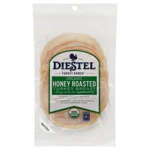 Diestel Organic Honey Roasted Turkey, 6 oz